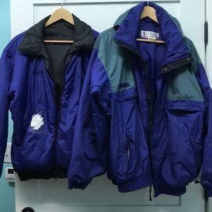 So many jacket combinations!